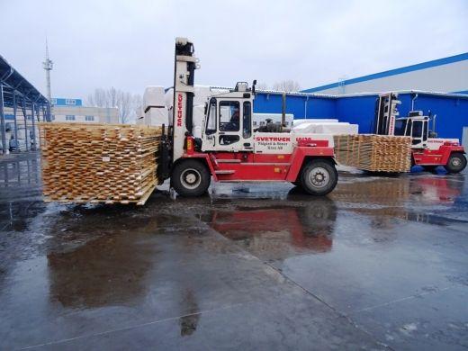 На Рівненщині відкрили деревообробне підприємство «Українські лісопильні»