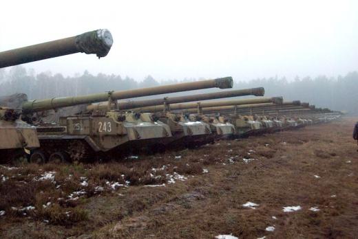 2014 3 19 16 33 56 Для Украины нашли военную технику, много!