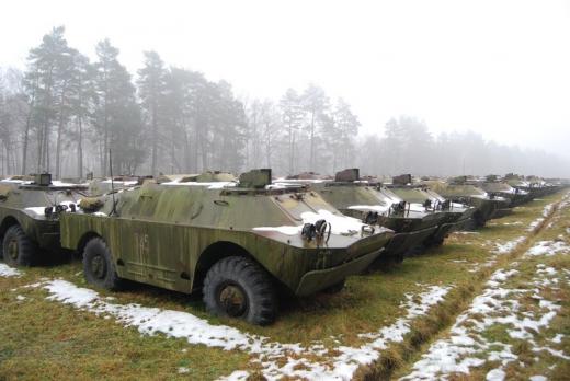 2014 3 19 16 38 59 Для Украины нашли военную технику, много!