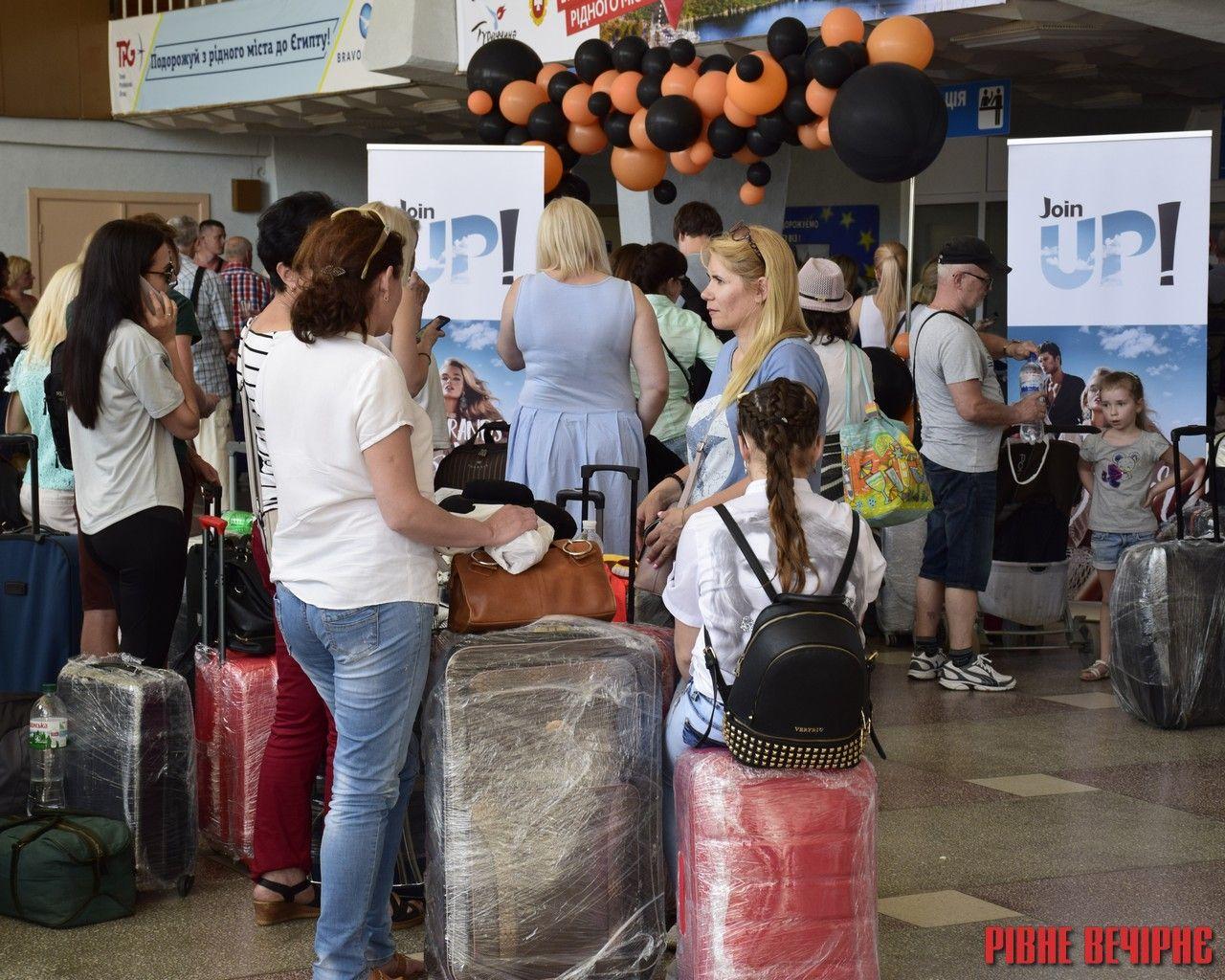 Туроператор JoinUp скасовує авіарейси з Рівного до Туреччини