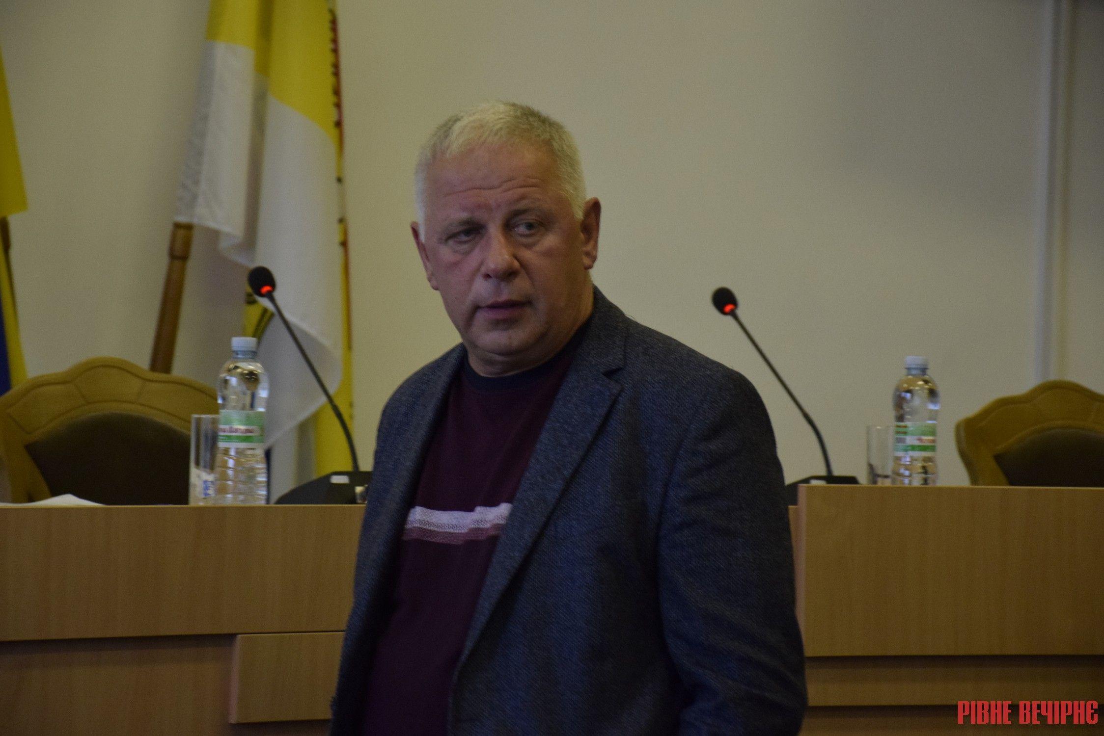 Рівненські «Свобода» та «Батьківщина» не домовилися на тему «олігархів біля владного корита»