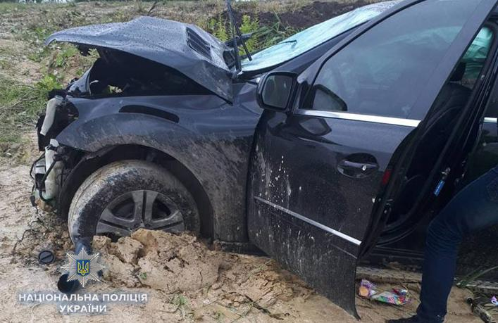 У вчорашній ДТП біля Птичі загинув колишній заступник голови Держгеонадр