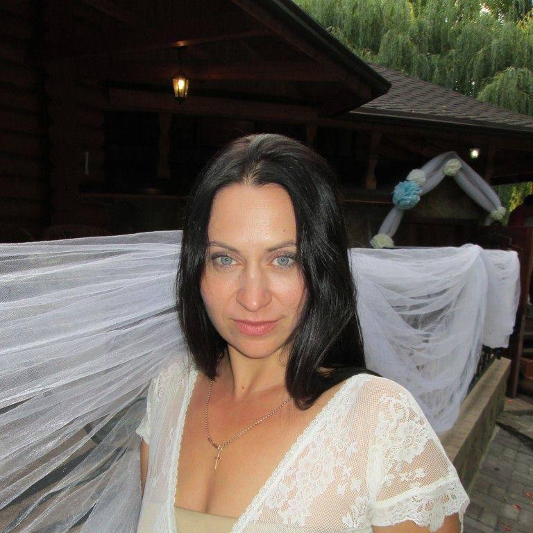 Оксана Фурманець. Фото - з її сторінки у Facebook