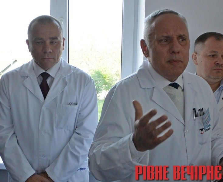 Двоє лікарів претендують на посаду головного лікаря онкодиспансеру