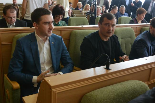 Володимир Ковальчук та Олександр Васильєв