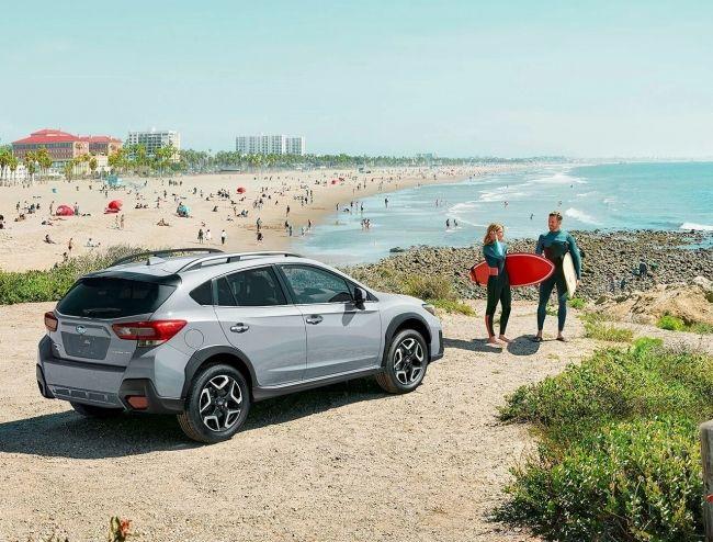 Caractéristiques et avantages de la Subaru XV 2020