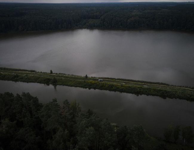 Мальовнича коса через річку, про яку мало хто знає (ВІДЕО)