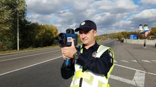 Рівненські патрульні попередили: від завтра уже штрафуватимуть за перевищення швидкості