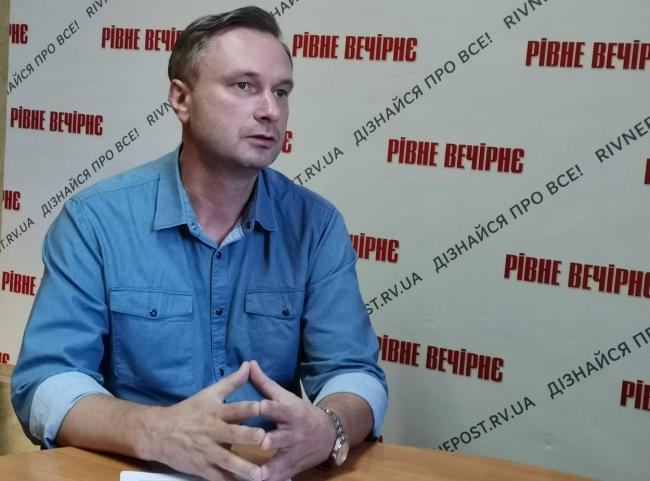 Дмитро Якимець: «У результаті цих виборів у Рівному вже точно буде новий голова, і це великий плюс для міста»