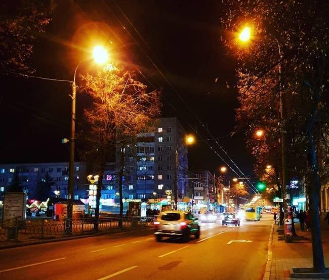 Вуличне освітлення Рівного здешевлять в кредит