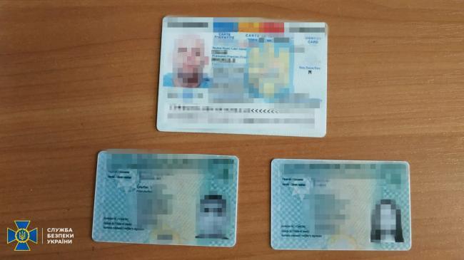 Рівнянин виготовляв «липові» паспорти Євросоюзу (ФОТО)