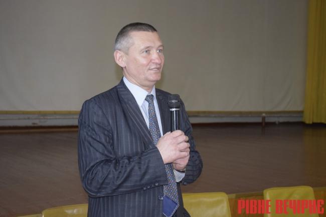 Роман Шустик, головний лікар діагностичного центру