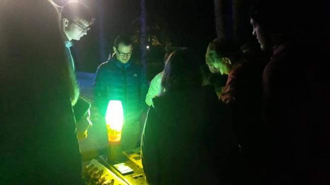 В ніч з 1 на 2 листопада жителі районного центру Гоща могли спостерігати  дивних людей з ліхтарями на вулицях свого селища. У Гощанській селищній  раді ... 23006f2752177