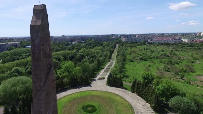 На Пагорбі Слави буде парк для сімейного дозвілля
