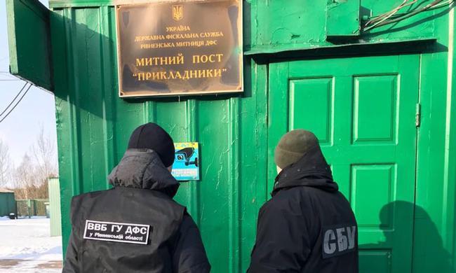 Справу затриманих на хабарі митників передали до суду