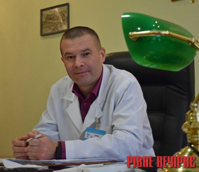 Головного лікаря обласної лікарні обиратимуть прихильники Зими