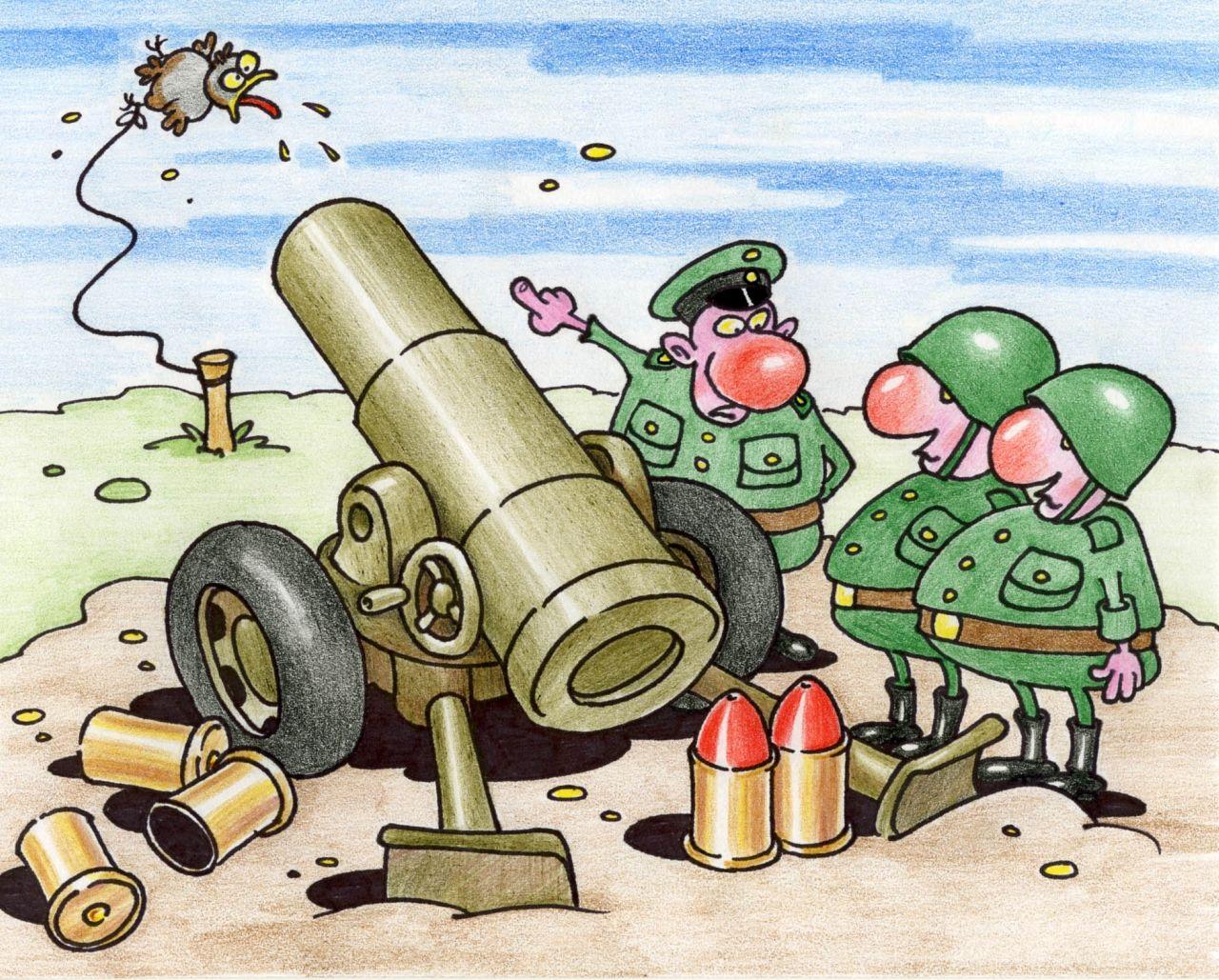 Ракетчик открытка