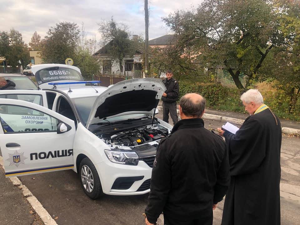 В Березному поліцейські патрулюватимуть на «колісниці»