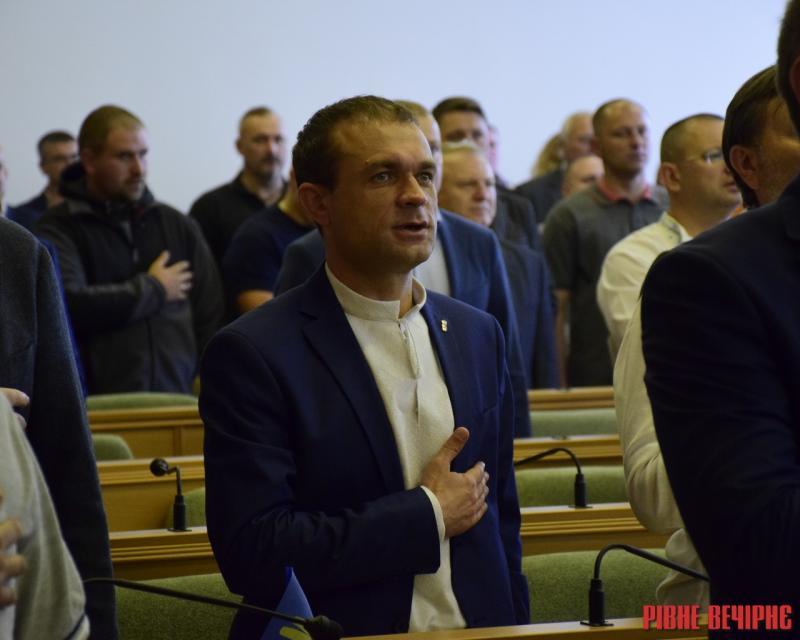 Депутат-свободівець Андрій Бортнік